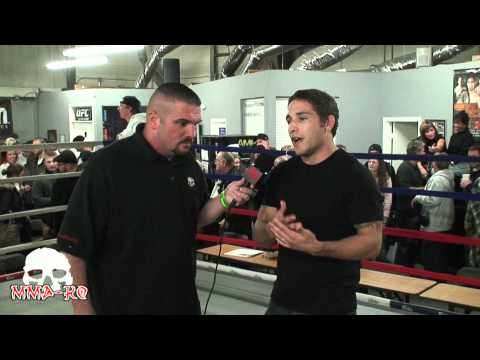 Chad Mendes Interview