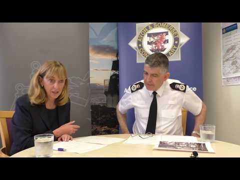 PCC in conversation with Chief Constable Andy Marsh - 24.04.18
