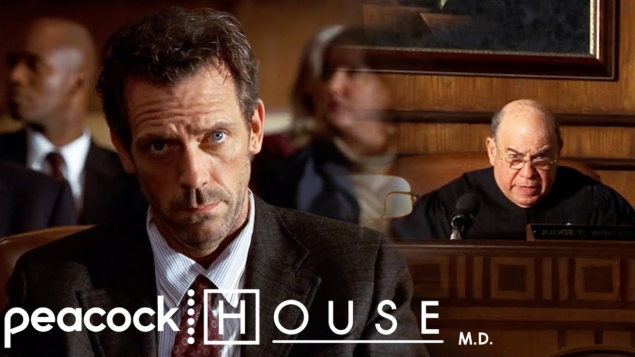 House Needs A lawyer | House M.D.