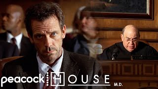 House Needs A lawyer   House M.D.