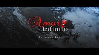 capa de Amor Infinito de J M Alvarez