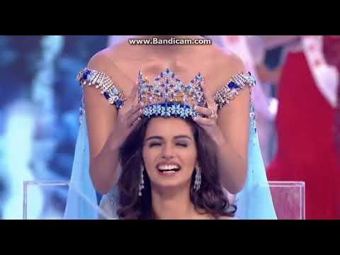 Miss World 2017   Crowning Moment DÜNYA GÜZELLİK YARIŞMASI