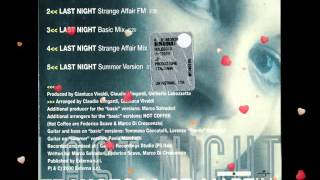2013/2000 Francesca St. Martin - Last Night (Summer Version) 03:34