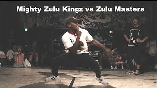 It's an all Zulu top 4 as guest battlers Box Won (Last seen in the ...