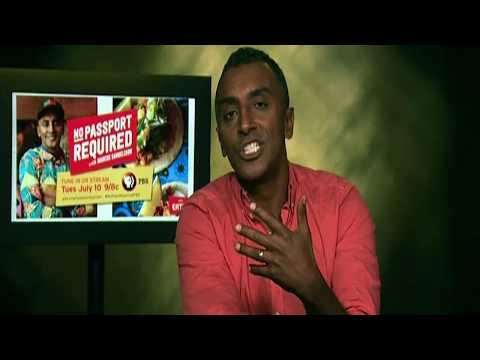 Chef Marcus Samuelsson on BMORE Lifestyle!
