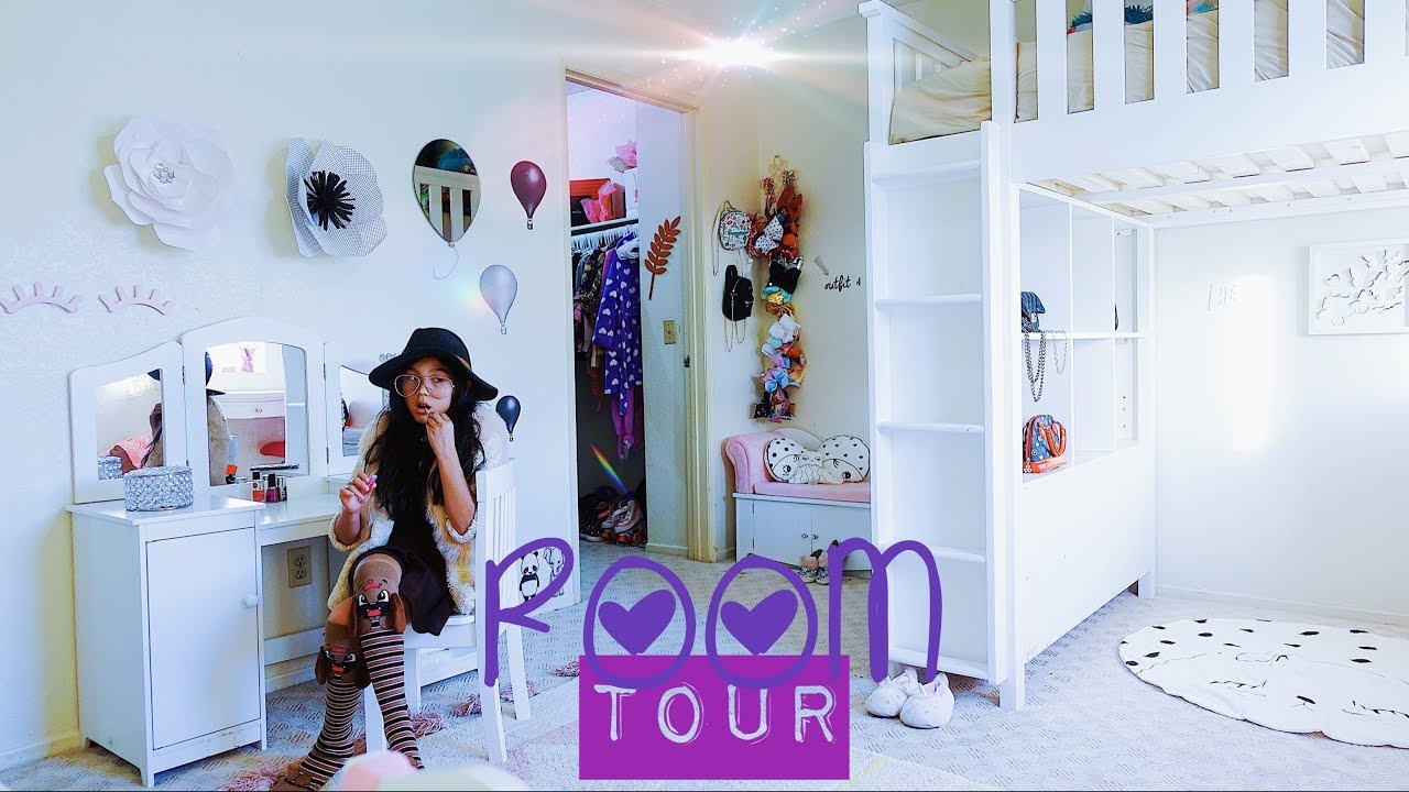 Room tour loft included txunamy youtube - Show me pictures of bunk beds ...