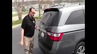 Certified Used 2013 Honda Odyssey EX-L for sale at Honda Cars of Bellevue...an Omaha Honda Dealer!
