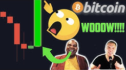 INSAAAANE!!!!!! HUUUUGE BITCOIN MOVE NOONE EXPECTS RIGHT NOW!!!!!!!!! w. DavinciJ15