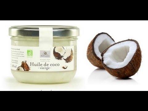 fr huile de coco
