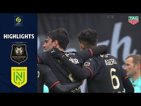 Rennes Nantes Goals And Highlights