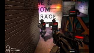 "Swat 4 Co-Op Gameplay HD ""A-Bomb Nightclub"""