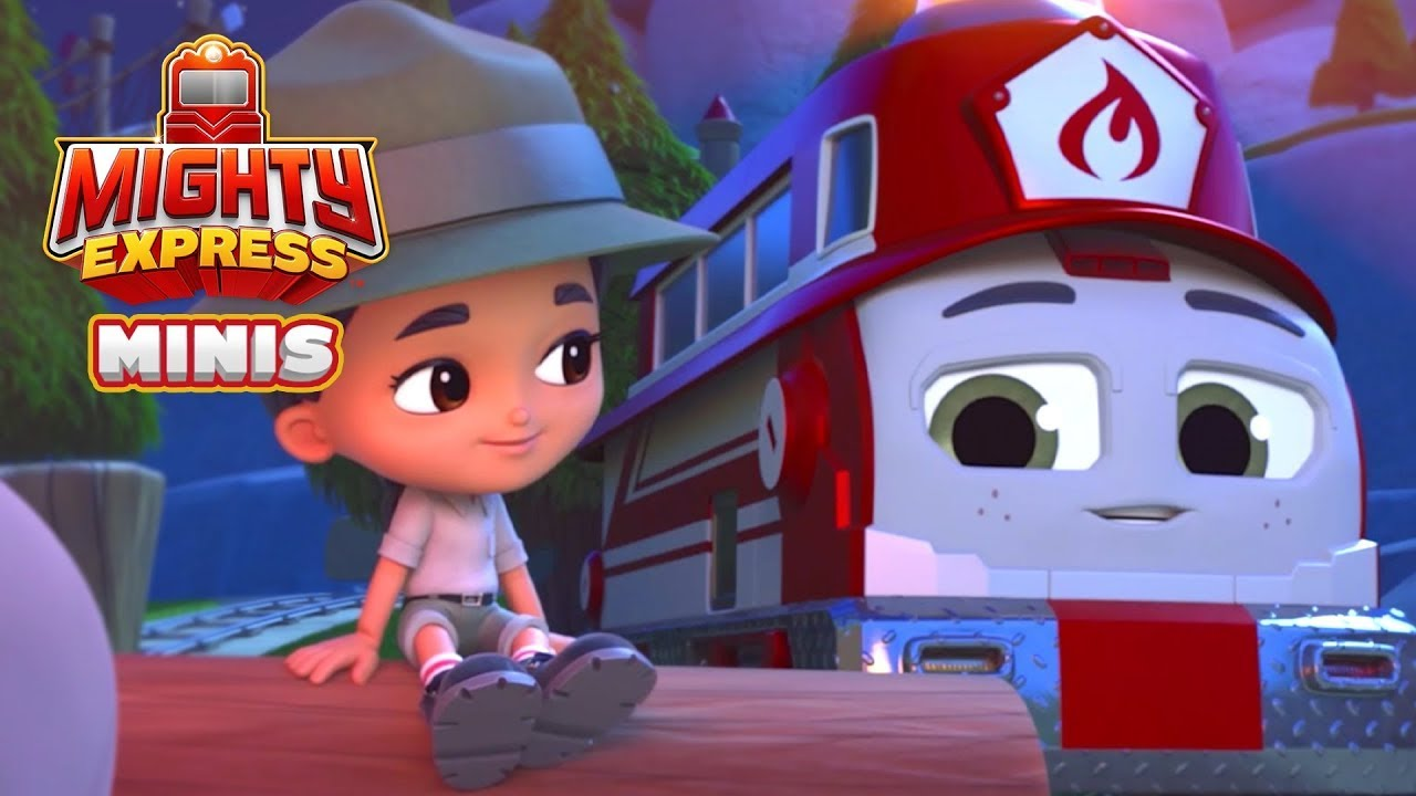 Flicker's First Shooting Star! – Mighty Minis! – PAW Patrol Official & Friends