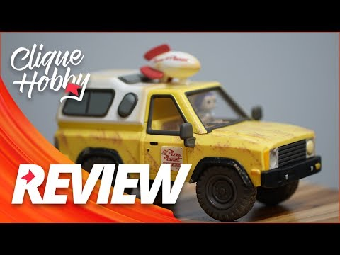 FUNKO POP RIDE Pizza Planet Toy Story Buzz Lightyear Review Toy thumbnail