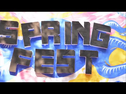 The Official Spring Fest 2016 Aftermovie | The Mystic Realms