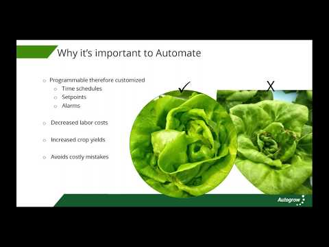 An Introduction to Automated Indoor Agriculture