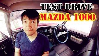 Time lapse test drive Mazda 1000