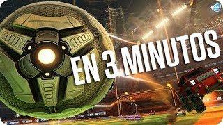 ¡10 GOLES EN 3 MINUTOS! OMG! | Rocket League