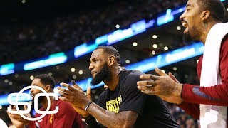 Cavaliers completely different team in second meeting against Thunder | SportsCenter | ESPN