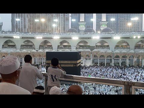 Live Maghrib Azan Makkah