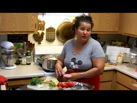 How to Preserve Your Traditional Mexican Salsa Ranchera! Part 2 of 2