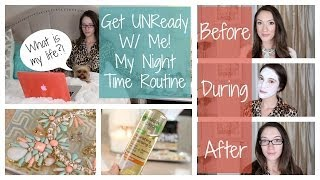 Get UNReady W/ Me! My Night Time Routine | Blair Fowler