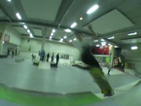 Axel lindquist en dag i frys filmad på 4 timmar