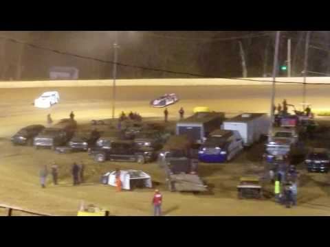Ponderosa speedway fall classic heat 4 from November 5th