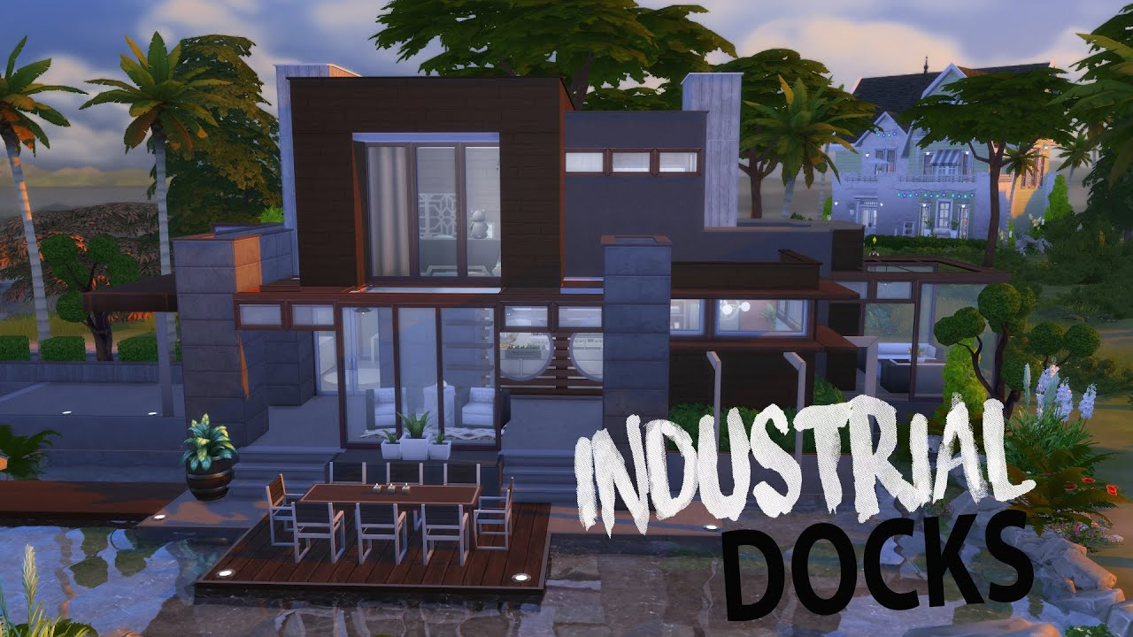 Sims  How To Build More Docks
