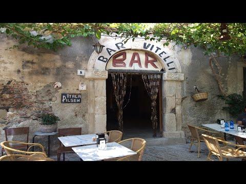 Bar Vitelli - Savoca | The Godfather Movie Locations | Messina | Santa Teresa di Riva | Sicily