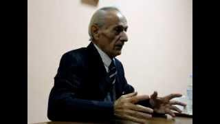 Айказ Саргсян, доктор медицины - 'Комментарии о правильном образе жизни'