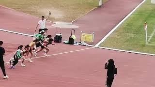 Publication Date: 2019-01-30 | Video Title: 2019沙官小運動會女乙100m決賽