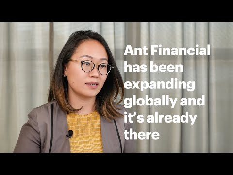 Chenni Xu on how Ant Financial moved beyond payment services