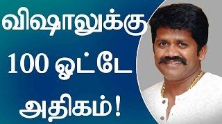 Producer Council Election Meet | 'Vishal Can't get 100 Votes' Actor J K Rithesh Speech