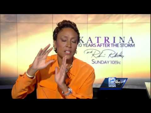 ABC News' Robin Roberts on Katrina: 10 Years After the Storm