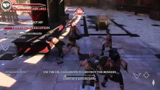 Ryse Son Of Rome - Gladiator Mode Commentary Gameplay ( HD)