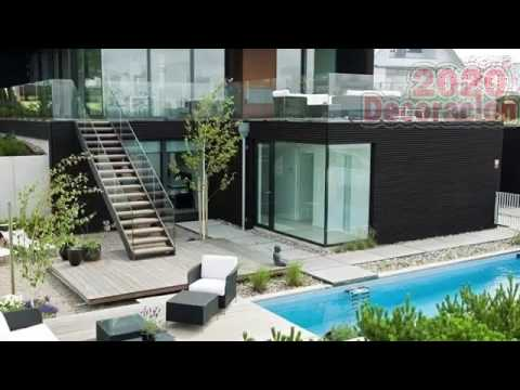 Decoracion exteriores casas modernas youtube - Decoracion de exteriores ...