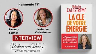 Harmonie TV - Livre coup de coeur : La clé de votre énergie avec Natacha Calestrémé