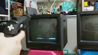 [PS2] Time Crisis 2 Guncon 2 (feat. Samsung CVM54X)