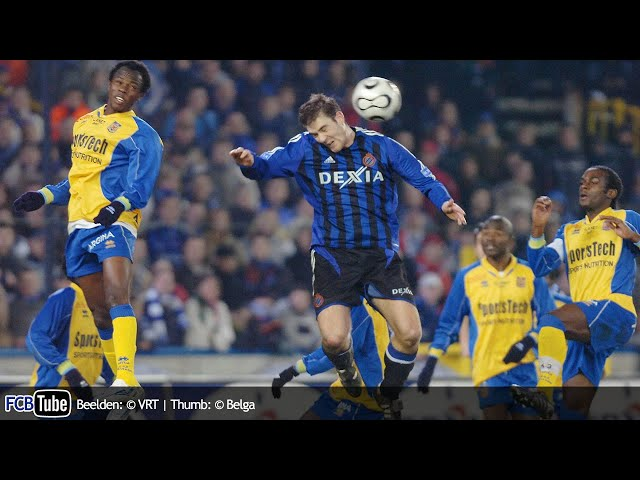 2005-2006 - Jupiler Pro League - 23. Club Brugge - SK Beveren 1-0