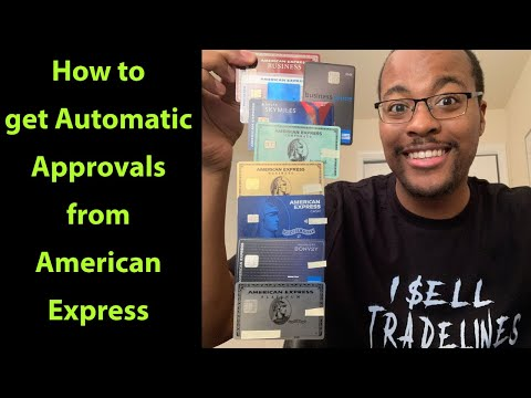 How To Trigger Automatic Approvals With American Express!