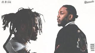 """J. Cole - """"Flute Freestyle"""" ft. Kendrick Lamar"""