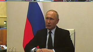 «Праздник был, есть и будет святым»: Путин отложил торжества в честь Дня Победы из-за коронавируса