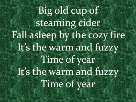 Warm And Fuzzy By Billy Gilman