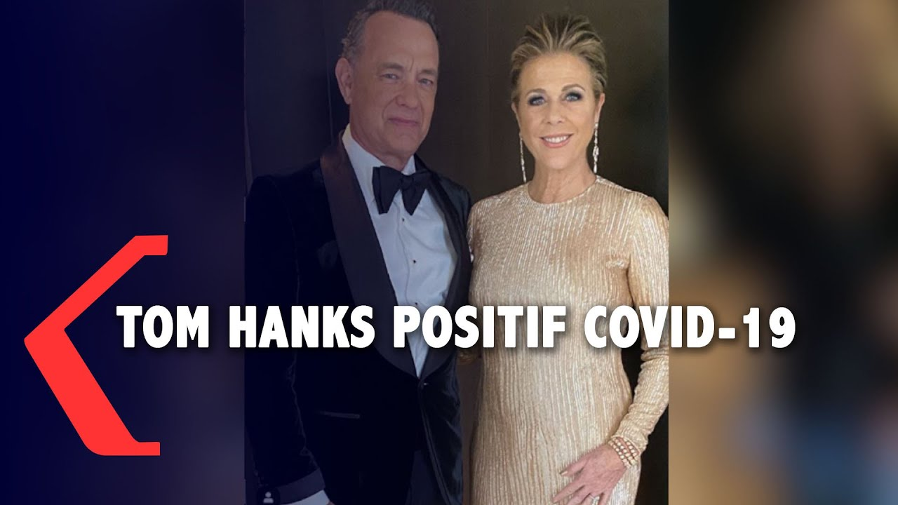 Aktor Hollywood Tom Hanks Positif Virus Corona