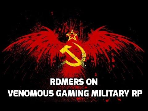 SZ RDMing on Venomous Gaming Military RP server | Garry's Mod