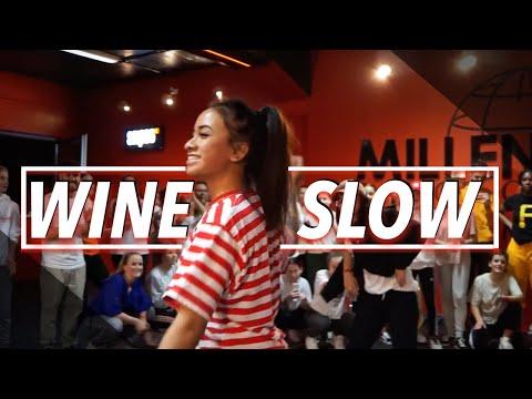 """Wine Slow"" - GYPTIAN | YSABELLE CAPITULÉ Choreography"