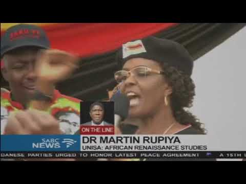23.12.2017 Dr Martin Rupiya unpacks new Zimbabwe VPs appointments