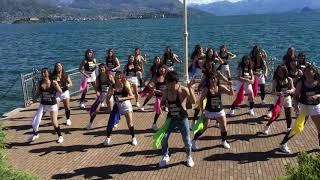 KAHIT AYAW MO NA REMIX DANCE  JM ZUMBA DANCE FITNESS MILAN ITALY