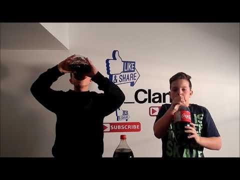 2L Coke Challenge (GONE WRONG)
