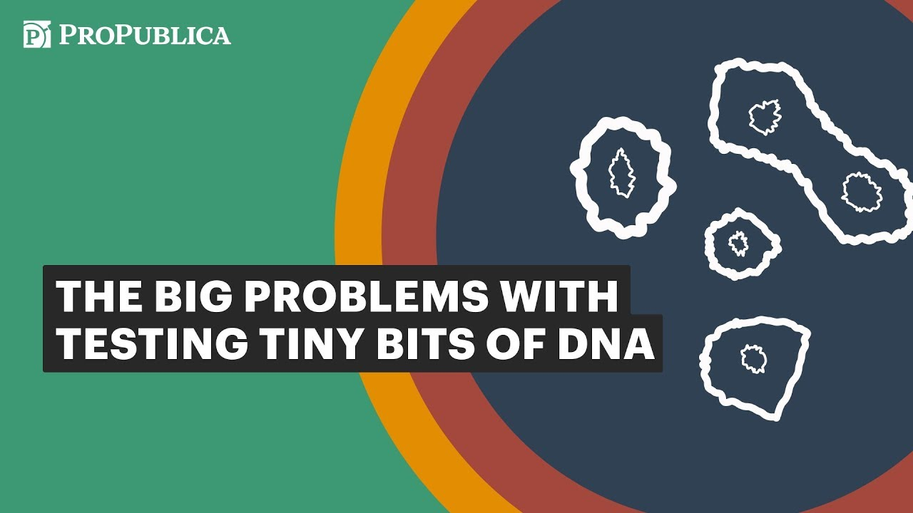 The Big Problems with Testing Tiny Bits of DNA